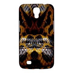 Textures Snake Skin Patterns Samsung Galaxy Mega 6 3  I9200 Hardshell Case by BangZart