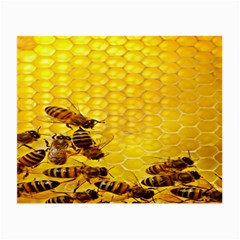 Sweden Honey Small Glasses Cloth by BangZart