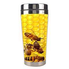 Sweden Honey Stainless Steel Travel Tumblers by BangZart