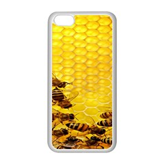 Sweden Honey Apple Iphone 5c Seamless Case (white) by BangZart