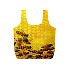 Sweden Honey Full Print Recycle Bags (s)  by BangZart