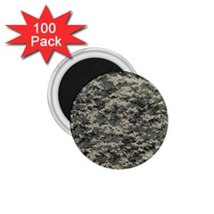 Us Army Digital Camouflage Pattern 1 75  Magnets (100 Pack)  by BangZart