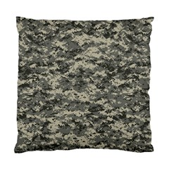 Us Army Digital Camouflage Pattern Standard Cushion Case (two Sides) by BangZart