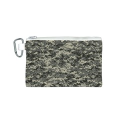 Us Army Digital Camouflage Pattern Canvas Cosmetic Bag (s) by BangZart