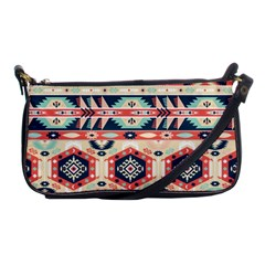 Aztec Pattern Copy Shoulder Clutch Bags by BangZart