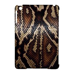 Snake Skin O Lay Apple Ipad Mini Hardshell Case (compatible With Smart Cover) by BangZart
