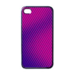 Purple Pink Dots Apple Iphone 4 Case (black) by BangZart