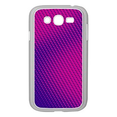Purple Pink Dots Samsung Galaxy Grand Duos I9082 Case (white) by BangZart