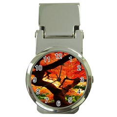 Maple Tree Nice Money Clip Watches by BangZart
