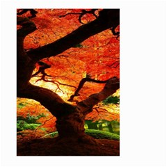 Maple Tree Nice Large Garden Flag (two Sides) by BangZart
