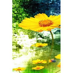 Yellow Flowers 5 5  X 8 5  Notebooks by BangZart