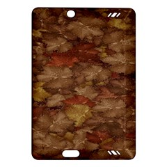 Brown Texture Amazon Kindle Fire Hd (2013) Hardshell Case by BangZart