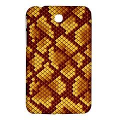 Snake Skin Pattern Vector Samsung Galaxy Tab 3 (7 ) P3200 Hardshell Case