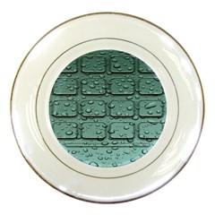 Water Drop Porcelain Plates by BangZart