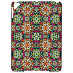 Jewel Tiles Kaleidoscope Apple Ipad Pro 9 7   Hardshell Case by WolfepawFractals