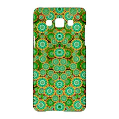 Flowers In Mind In Happy Soft Summer Time Samsung Galaxy A5 Hardshell Case  by pepitasart