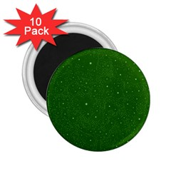 Awesome Allover Stars 01d 2 25  Magnets (10 Pack)  by MoreColorsinLife