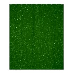 Awesome Allover Stars 01d Shower Curtain 60  X 72  (medium)  by MoreColorsinLife