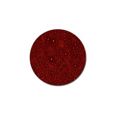 Awesome Allover Stars 01a Golf Ball Marker (4 Pack) by MoreColorsinLife