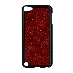 Awesome Allover Stars 01a Apple Ipod Touch 5 Case (black) by MoreColorsinLife