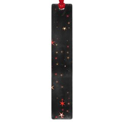 Awesome Allover Stars 02b Large Book Marks by MoreColorsinLife