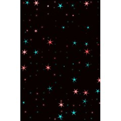 Awesome Allover Stars 02f 5 5  X 8 5  Notebooks by MoreColorsinLife