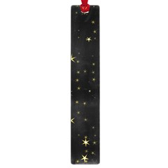 Awesome Allover Stars 02a Large Book Marks by MoreColorsinLife