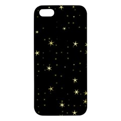 Awesome Allover Stars 02a Iphone 5s/ Se Premium Hardshell Case by MoreColorsinLife