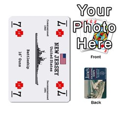 Naval War   Ship Deck By Fccdad   Playing Cards 54 Designs   Ri0h54yyf0qn   Www Artscow Com Front - Heart10