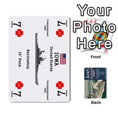 Queen Naval War   Ship Deck By Fccdad   Playing Cards 54 Designs   Ri0h54yyf0qn   Www Artscow Com Front - DiamondQ