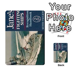 Naval War   Ship Deck By Fccdad   Playing Cards 54 Designs   Ri0h54yyf0qn   Www Artscow Com Back