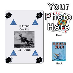 Naval War   Play Deck By Fccdad   Playing Cards 54 Designs   Hm88xqhxe3aj   Www Artscow Com Front - Heart9