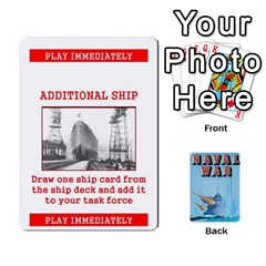 Naval War   Play Deck By Fccdad   Playing Cards 54 Designs   Hm88xqhxe3aj   Www Artscow Com Front - Club10