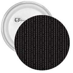 Dark Black Mesh Patterns 3  Buttons
