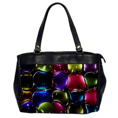 Stained Glass Office Handbags by BangZart