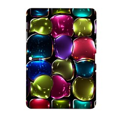 Stained Glass Samsung Galaxy Tab 2 (10 1 ) P5100 Hardshell Case  by BangZart