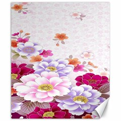 Sweet Flowers Canvas 20  X 24   by BangZart