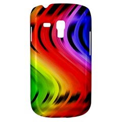 Colorful Vertical Lines Galaxy S3 Mini by BangZart