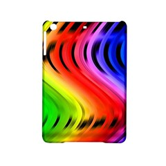 Colorful Vertical Lines Ipad Mini 2 Hardshell Cases by BangZart