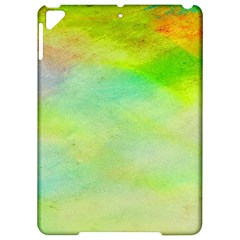 Abstract Yellow Green Oil Apple Ipad Pro 9 7   Hardshell Case by BangZart