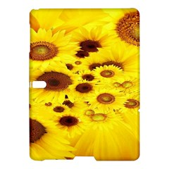 Beautiful Sunflowers Samsung Galaxy Tab S (10 5 ) Hardshell Case  by BangZart