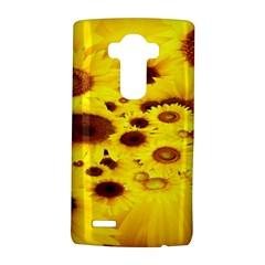 Beautiful Sunflowers LG G4 Hardshell Case by BangZart