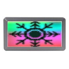 Vector Snowflake Memory Card Reader (mini) by BangZart
