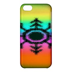 Vector Snowflake Apple Iphone 5c Hardshell Case by BangZart