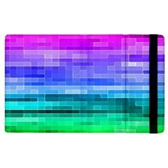 Pretty Color Apple Ipad 2 Flip Case by BangZart