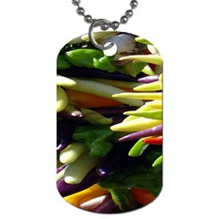 Bright Peppers Dog Tag (one Side) by BangZart
