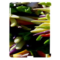 Bright Peppers Apple Ipad 3/4 Hardshell Case (compatible With Smart Cover) by BangZart