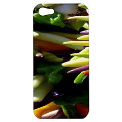 Bright Peppers Apple Iphone 5 Hardshell Case by BangZart
