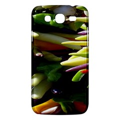 Bright Peppers Samsung Galaxy Mega 5 8 I9152 Hardshell Case  by BangZart