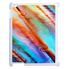 Cool Design Apple Ipad 2 Case (white) by BangZart